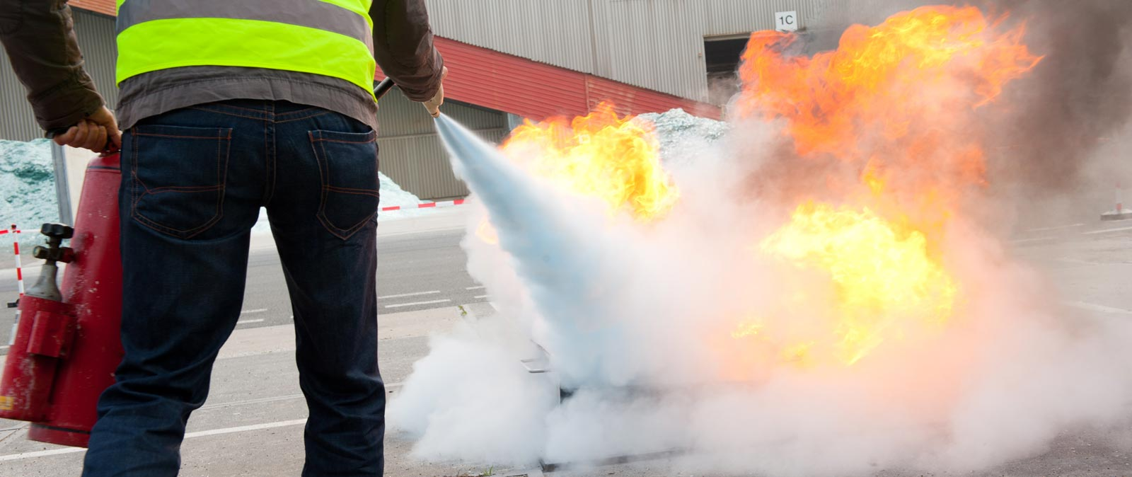 EB Formation, Gérer le risque incendie