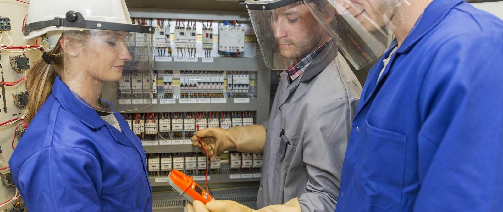 EB Formation, Travailler en sécurité à proximité de l'électricité
