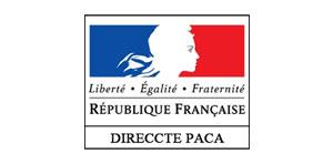 logo DIRECCTE PACA